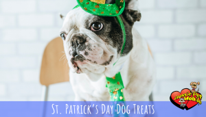 St Patricks Day Dog Treats